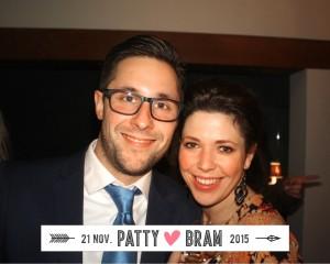 Patty & Bram