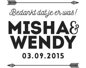 Misha & Wendy